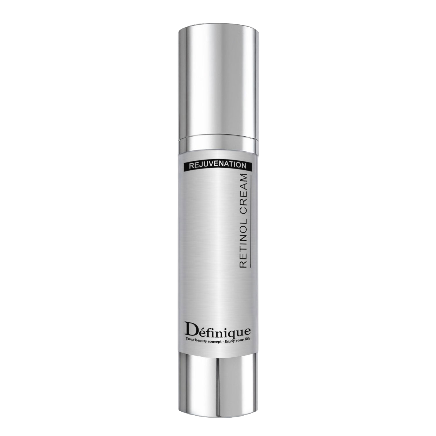 definique-Retinol cream-anti-aging-mit-vitaminen